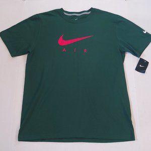 NWT Nike AIR swoosh graphic tee